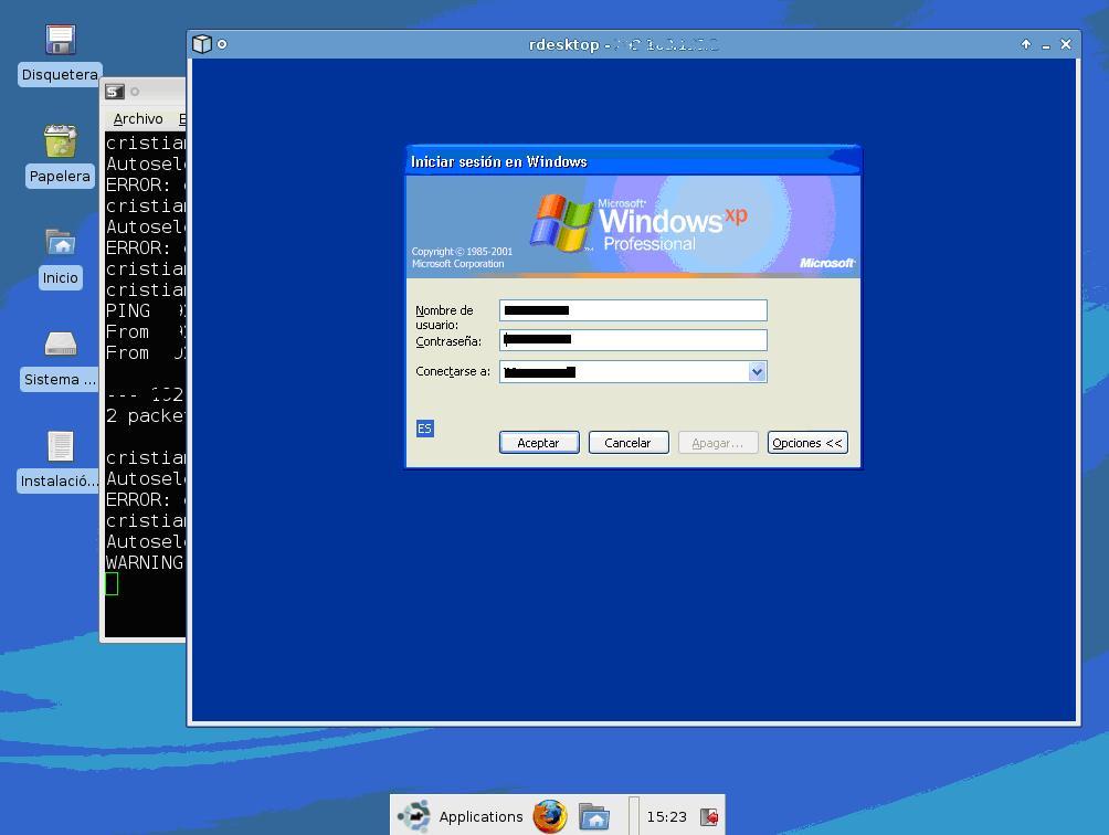 Escritorio remoto para conectarte a un windows nksistemas for Conexion escritorio remoto windows 8
