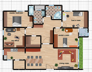 Dise o de interiores online nksistemas for Diseno interiores software
