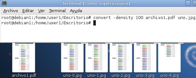 convert pdf to djvu linux